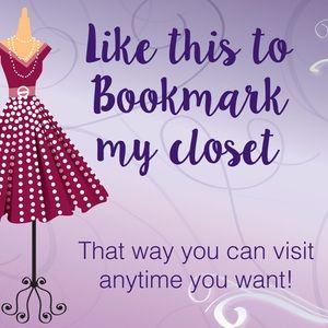 Other - Bookmark our closet